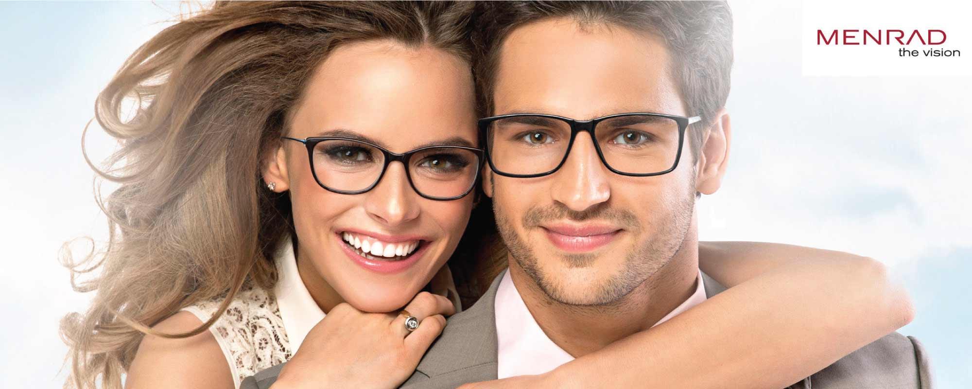 Dioptrijske naočare Menrad
